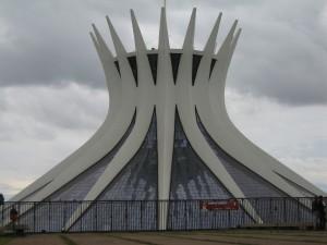 Brasilia's Metropolian Cathedral